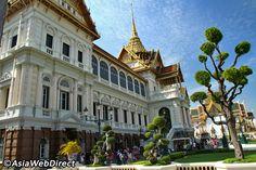 The Grand Palace in Bangkok - Bangkok Attractions