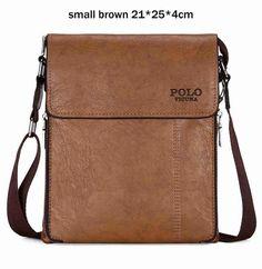 b599c46998 Casual Brand Man bag Leather Messenger Men Clutch Bag