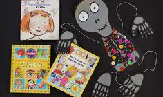Dziecięce książki o ludzkim ciele <3