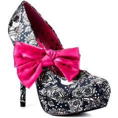 i love iron fist shoes!!