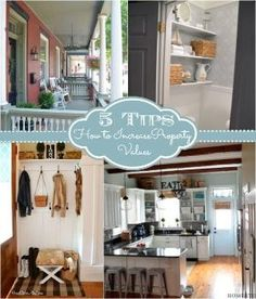 5 Tips on How to Increase Property Values with some simple DIY projects. by carlani