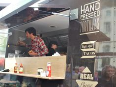 Cantine California the new food truck in Paris!