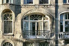 Art Nouveau á La Haye