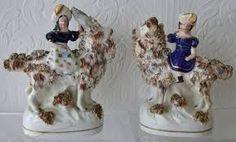 Resultado de imagen para ceramics staffordshire VICTORIAN