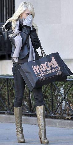 taylor momsen on gossip girl set in new york
