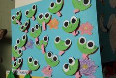 Frog craft ideas for preschoolers | funnycrafts