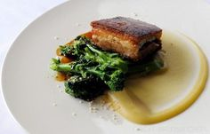 Pork Belly with Apple Recipe - Great British Chefs