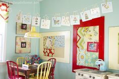 freebie of the month : number freebies!the handmade home