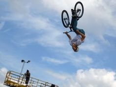 "Bicycle jump - representative photo from gallery ""All the photos from June"" - GBG365"