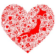 cherry blossom heart for japan (original source: http://thispapership.bigcartel.com/product/japan-tsunami-aid-paper-cranes-or-cherry-blossom-heart)