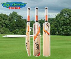 Hot on the shelves - brand new Kookaburra xenon cricket bats, now available from Top Gear Sport George. #Kookaburra #cricket #sportequipment