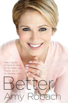 Amy Robach book
