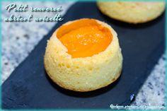 Recette Petit renversé abricot noisette