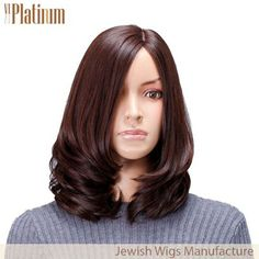 17inch #6 high quality european hair kosher wig. More details,please send email to us: reizi@qdbestwigs.com