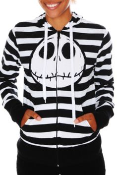 Jack from The Nightmare Before Christmas hoodie