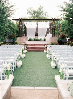 Check Out Our Gardens Arboretum All Set Up For A Beautiful Wedding Photo By Gaby J Photography