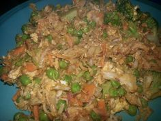 """17 Day Diet - Cycle 1: Chicken Fried """"Rice"""""""