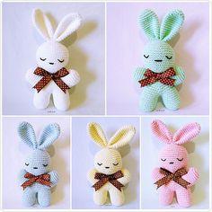 Conejito amigurumi,Amigurumi crochet muñeco,Peluche tejido,Muñeco conejito,Juguete bebé