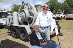 Fellsmere inks deal to bring home engine that ran power plant - w/photos