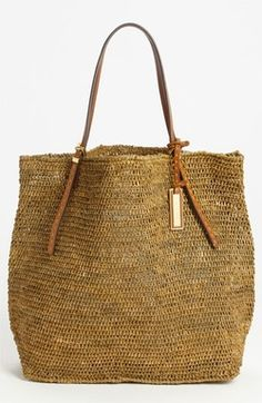 nice basket-style tote