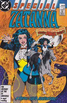 Zatanna Special 'Summoning'  #zatanna #dc #dccomics