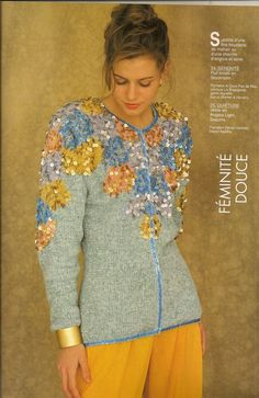 MAGAZINE ANNY BLATT N°127 tricot Collection COUTURE