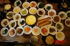 맛집/여행 - 이태원맛집 시골밥상 한상차림!!