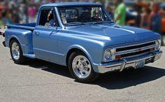 1967 Chevrolet Stepside Pickup Truck
