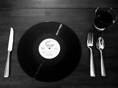 Image discovered by Marisol Luna. Find images and videos about black and white, food and music on We Heart It - the app to get lost in what you love. Music Love, Music Is Life, My Music, Music Beats, Rap Beats, Piano Music, Vinyl Music, Vinyl Records, Vinyl Art