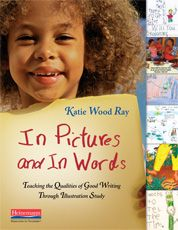 Mrs. Wills Kindergarten: In Pictures and In Words-Book Study Bookmark
