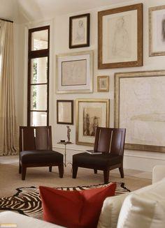 Portfolio of Top Atlanta Interior Designer | Robert Brown Interior Design