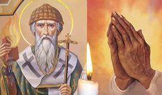 """Mare făcător de minuni, Sfântul Ierarh Spiridon aduce liniște și grabnic ajutor celor care i se închină cu toată inima și îi slăvesc prin următoarea rugăciune...  Iată mai jos și textul rugăciunii:   """"Vrednicule păstor al Bisericii, Sfinte Ierarhe Spiridoane, deși nu avem nici vrednicie și nici Noroc, Spirituality, Princess Zelda, Painting, Fictional Characters, Cots, Pastor, Painting Art"""