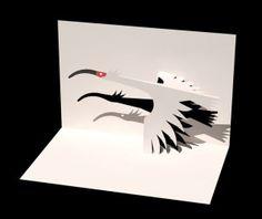pop up book art Up Book, Book Art, Pop Out Cards, Libros Pop-up, Bird Template, Paper Art, Paper Crafts, Pop Up Art, Origami And Kirigami
