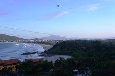 Bombinhas - Praias do Atalaia e Mariscal com Paramotor - Viagem com Sabor  DSC01923