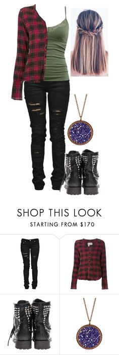 """""""Untitled #2590"""" by strangerthanfanfiction713 ❤ liked on Polyvore featuring Denim of Virtue, American Eagle Outfitters, Greg Lauren, Ash and Liz Palacios"""