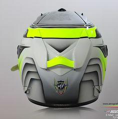 Pintar casco | Shark cromo mvagusta