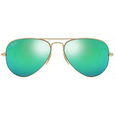 a3c19982a9 Ray Ban Gold Blue Green Aviator Sunglasses  sunglasses