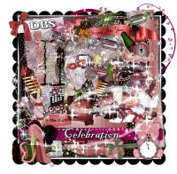 Celebration [Designs by seve] - $2.50 : LowBudgetScrapping