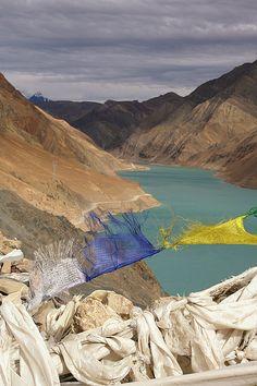 Yamdrok Lake - Tibet, China