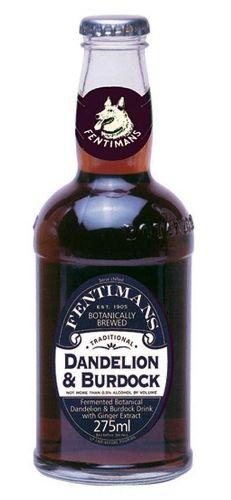 Fentimans: Vindo direto de Northumberland, na Inglaterra, o Fentimans tem cor vermelho-escura, leva suco de pera, gengibre e infusões de dente-de-leão e de bardana. O sabor lembra cereja e cola