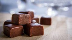 Caramels mous au chocolat et au café - Recettes de cuisine, trucs et conseils - Canal Vie