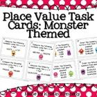 $2.25 -- These task cards provide a fun way for students to practice place value concepts.  The cards can be used in a center, for scavenger hunts, or to pl...