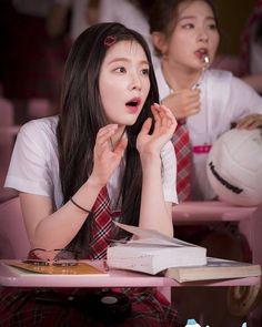 Naver Post update with Red Velvet Kpop Girl Groups, Korean Girl Groups, Kpop Girls, Exo Red Velvet, Red Velvet Irene, Seulgi, K Pop, Red Valvet, Brave Girl