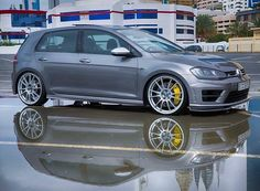 Vw Golf R Mk7, Volkswagen Golf R, Rims For Cars, Vw Cars, Gti Mk7, Convertible, Golf 7, Mitsubishi Lancer Evolution, Air Ride