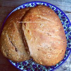 Puur & Lekker leven volgens Mandy: Alle stappen van zuurdesembrood maken