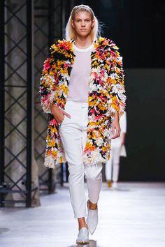 #BarbaraBui Ready To Wear Spring Summer 2015 Paris #PFW #SS15 @barbara_bui