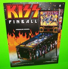 123 Best Rock N Roll Themed Pinball Machines images in 2019