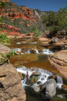Slide Rock State Park in Sedona