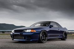 ACTIVE Nissan Skyline GT-R R32 | LIKE US ON FACEBOOK https://www.facebook.com/theiconicimports