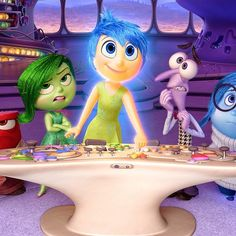 5 Conversations to Have With Your Kids After Inside Out: We're happy to present this article by Betsy Bozdech from one of our favorite sites, Common Sense Media.